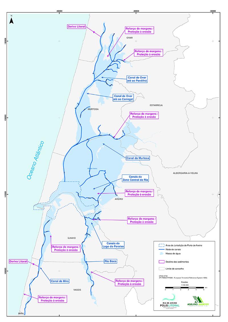 Mapa de intervenção