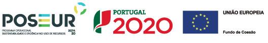 POSEUR, Portugal 2020, União Europeia - Fundo de Coesão