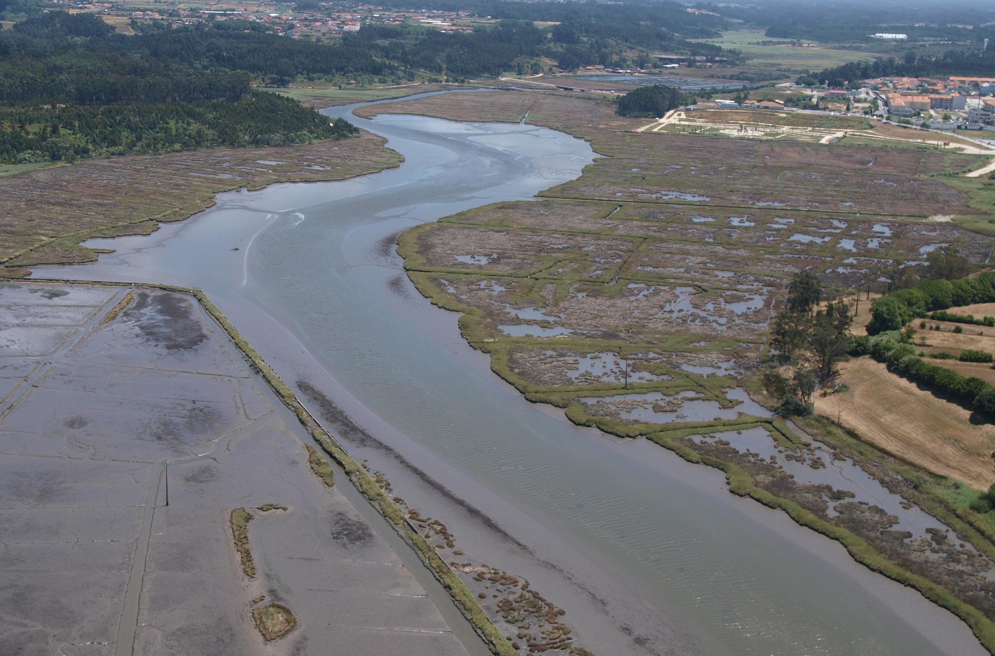 Ria de Aveiro - Rio Boco (Canal de Ílhavo)